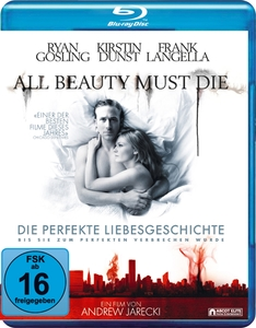 All beauty must die Blu ray | Dodax.fr