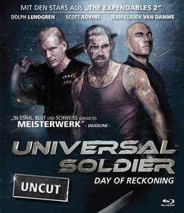 Universal Soldier: Day of Reckoning   Dodax.co.uk