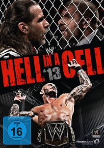 HELL IN A CELL 2013, 1 DVD | Dodax.at