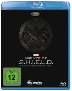 Marvel Agents of S.H.I.E.L.D. - 1. Staffel | Dodax.co.uk