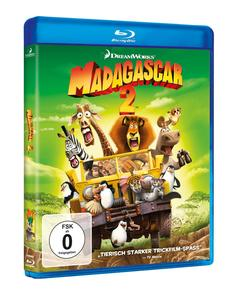 Madagascar 2, 1 Blu-ray | Dodax.at