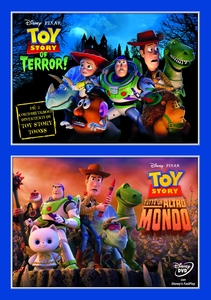 Toy Story of Terror! & Toy Story tutto un altro Mo | Dodax.it