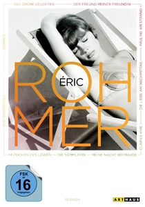 Best of Eric Rohmer, 10 DVDs | Dodax.at