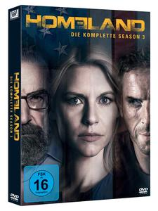 HOMELAND STAFFEL 3 | Dodax.co.uk