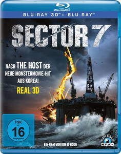Sector 7 Blu ray 3D | Dodax.co.jp