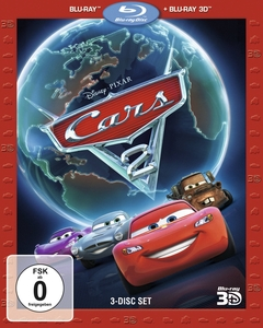 Cars 2 - 3D+2D | Dodax.it