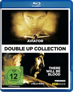 Aviator & There Will Be Blood, 2 Blu-rays | Dodax.at
