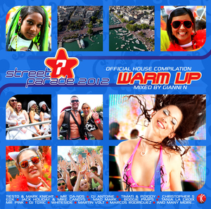 STREET PARADE - WARM UP 2012 | Dodax.com
