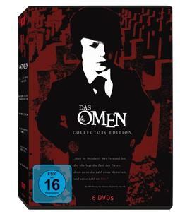 Das Omen Collector's Edition, 6 DVDs | Dodax.ch