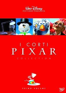 I Corti Pixar Collection | Dodax.fr