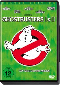 Ghostbusters I & II - Deluxe Edition (2 DVDs) | Dodax.fr