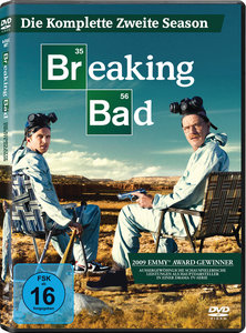 Breaking Bad. Season.2, 4 DVDs | Dodax.de