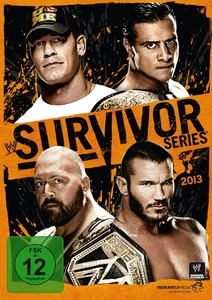 Survivor Series 2013, 1 DVD | Dodax.at