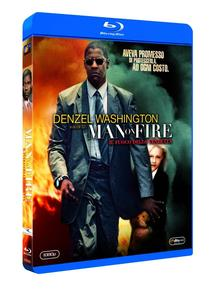 MAN ON FIRE | Dodax.ch