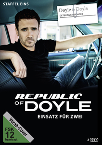 Republic of Doyle, 3 DVDs. Staffel.1 | Dodax.at
