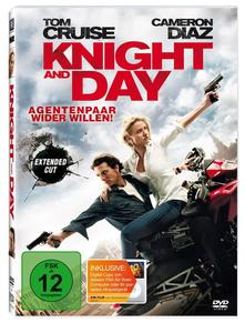 Knight & Day, Extended Version, 1 DVD + Digital Copy | Dodax.ch