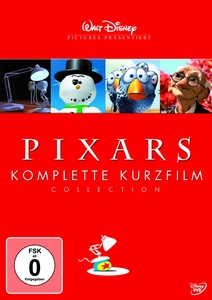 Pixar komplette Kurzfilm Collection | Dodax.it