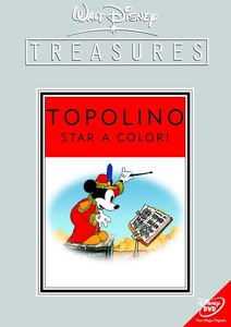 Walt Disney Treasures - Topolino - Star a colori | Dodax.nl
