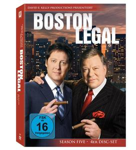 BOSTON LEGAL - SEASON 5 | Dodax.es