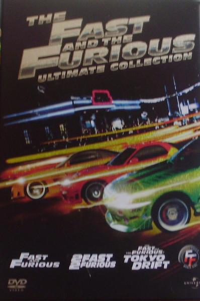 FAST&THE FURIOUS ULTIMATE COLLECT GAS TA   Dodax.de