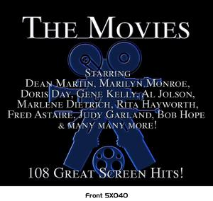 Movies: 108 Great Screen Hits! | Dodax.ch