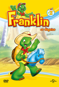 Franklin 2 - Franklin se déguise (New co | Dodax.co.jp