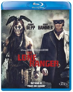 The Lone Ranger | Dodax.com