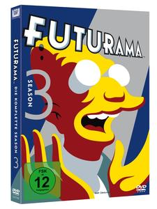 FUTURAMA - SEASON 3 | Dodax.co.jp