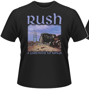 Rush - T-Shirt (M) A Farewell To Kings | Dodax.es