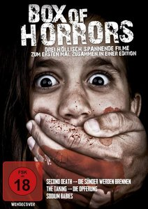 Box of Horrors - Film Collection | Dodax.at