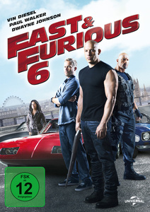 The Fast And The Furious 6 | Dodax.fr