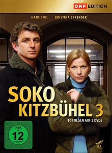 Soko Kitzbühel, 2 DVDs. Staffel.3 | Dodax.at