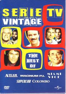 SERIE TV VINTAGE THE BEST OF MAGNUM, A-T | Dodax.nl