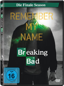 Breaking Bad - Die finale Season, 3 DVDs + Digital Ultraviolet | Dodax.de