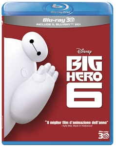 Big Hero 6 - 3D+2D | Dodax.nl