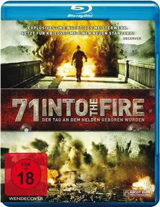71 - Into Fire Blu Ray | Dodax.at