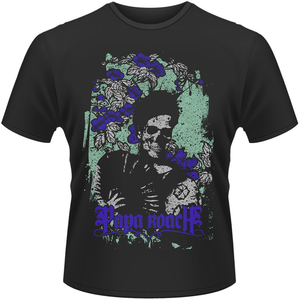 Flower Skull T-Shirt XL | Dodax.de