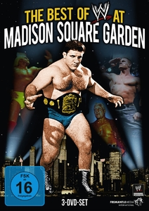 THE BEST OF WWE AT MADISON SQUARE GARDEN, 3 DVDs (englisches OmU) | Dodax.ch