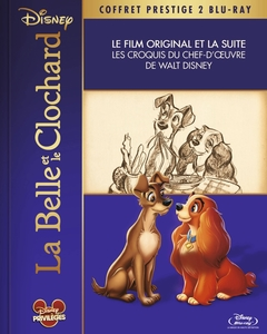 La Belle et le Clochard 1-2 | Dodax.co.uk