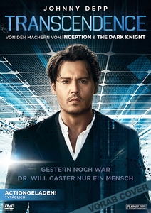Transcendence Blu ray | Dodax.it