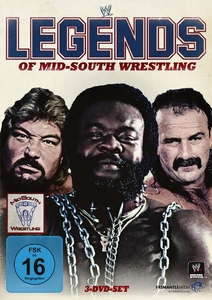 LEGENDS OF MID-SOUTH WRESTLING, 3 DVDs (englisches OmU) | Dodax.ch