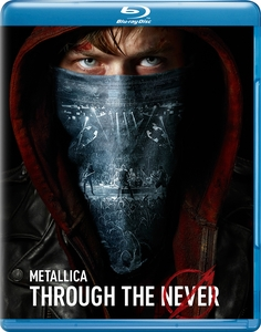 Metallica - Through the Never Blu ray | Dodax.nl