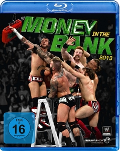 Money in the Bank 2013, 2 Blu-ray | Dodax.at