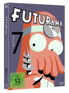 FUTURAMA SEASON 7 | Dodax.co.jp