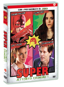 Super / Attendo Crimine! DVD | Dodax.co.uk