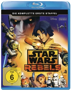 Star Wars Rebels - 1. Staffel | Dodax.nl