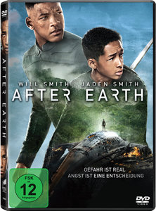 After Earth, 1 DVD | Dodax.ch