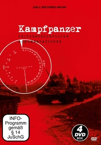 Kampfpanzer-Box | Dodax.co.uk