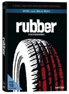 Rubber 3-Disc Limited Collector's Edition | Dodax.ch
