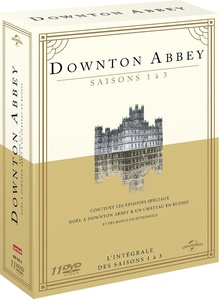 Downton Abbey - Saison 1 à 3 | Dodax.ch